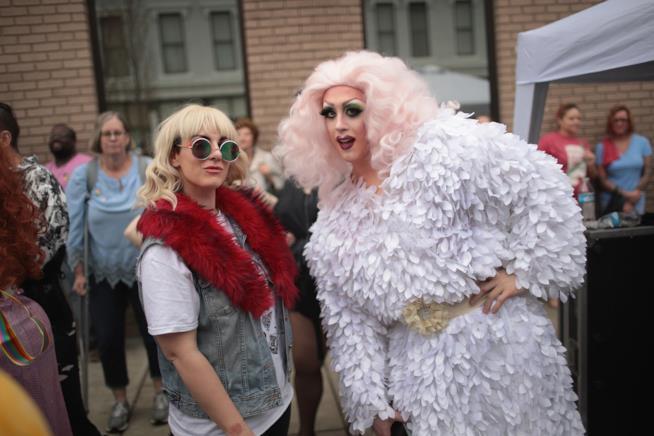 Unapersona transgender