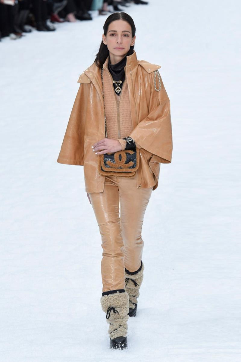 Sfilata CHANEL Collezione Donna Autunno Inverno 19/20 Parigi - 37