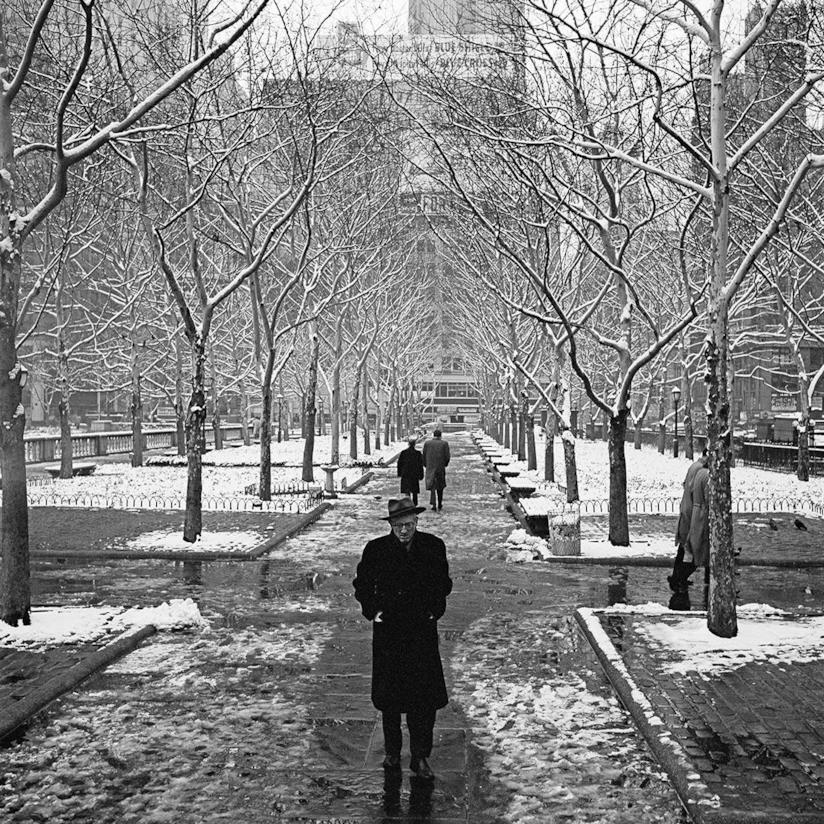 March 18, 1955. New York, NY
