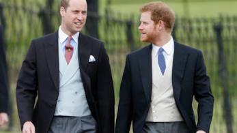 Il Principe William e il Principe Harry