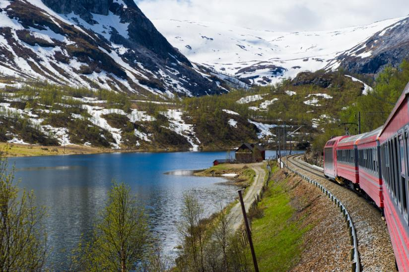 Viaggiare sulle ferrovie norvegesi: costi dei biglietti e dove acquistarli