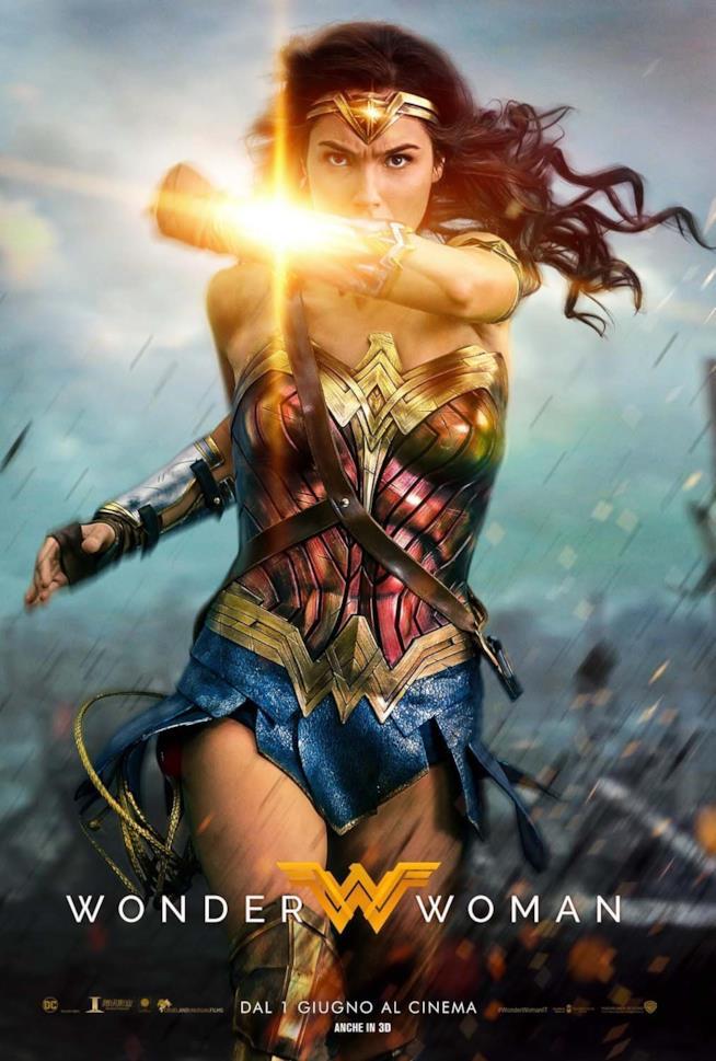 Wonder Woman, la versione Home Video in uscita il prossimo 12 ottobre