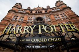 Harry Potter e la maledizione dell'erede al Palace Theatre