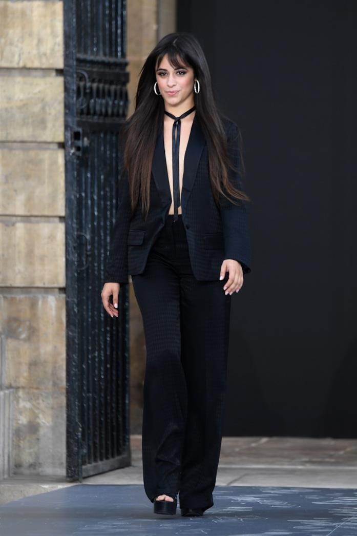 Camila Cabello a Parigi