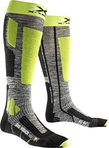 X-Socks Ski Rider 2.0, Calze Uomo