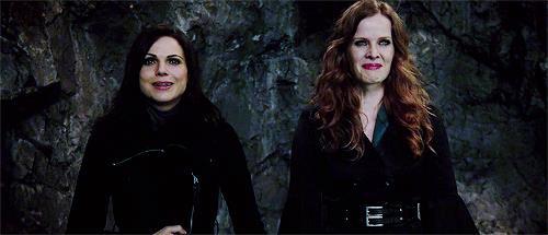 Regina e Zelena