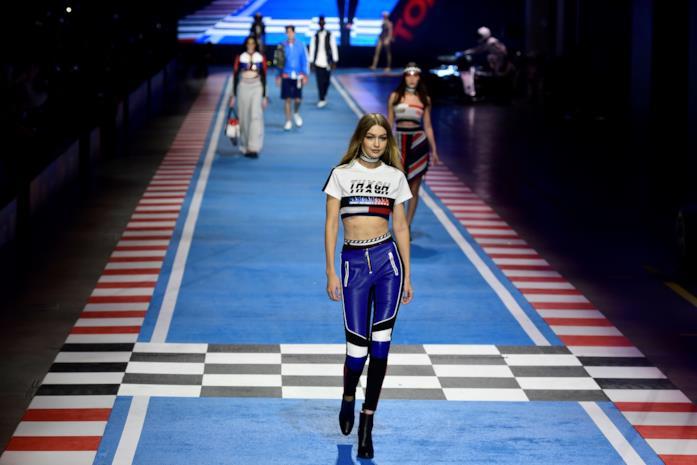 Gigi Hadid e la capsule del 2018