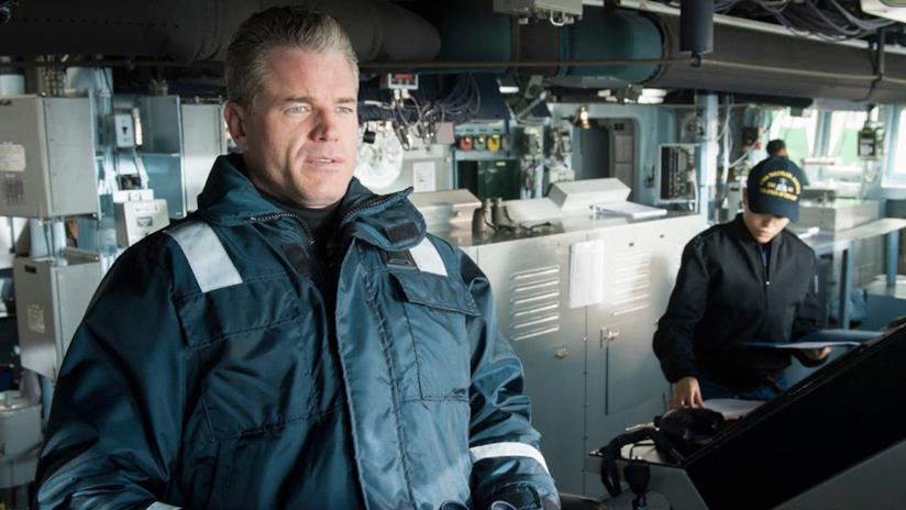 Eric Dane ha interpretato il Comandante Chandler in The Last Ship