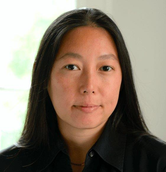 Un primo piano della neuroscienziata Janice Chen