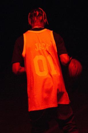 Mitchell & Ness x Bleacher Report NBA Remix and Travis Scott