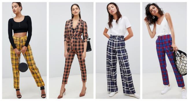 pantaloni moda autunno