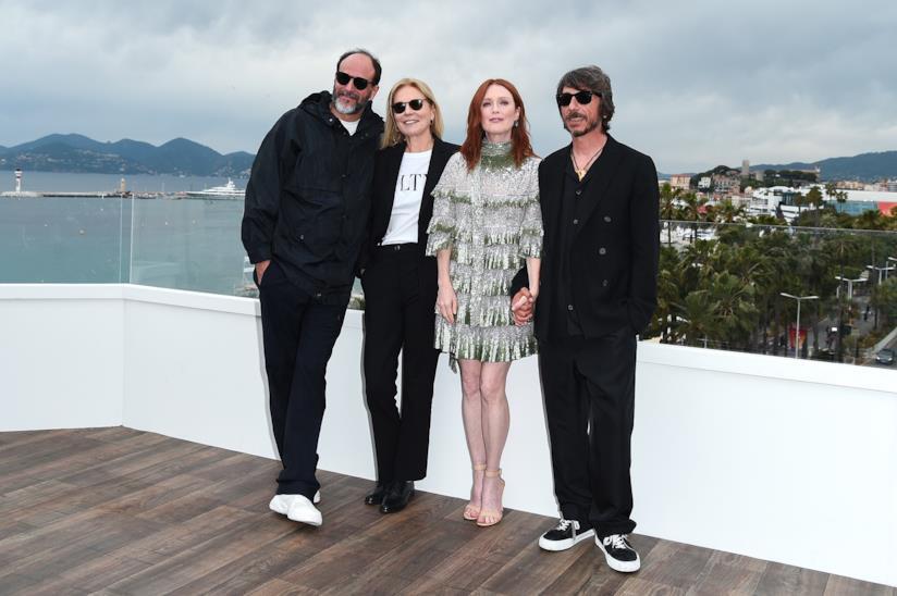 """Luca Guadagnino presenta a Cannes con """"The Staggering Girl"""""""