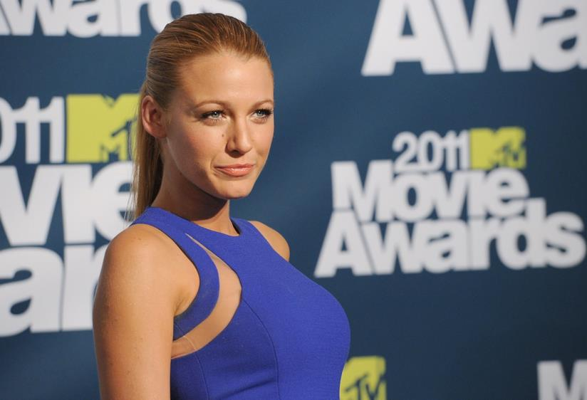 Attrice Blake Lively