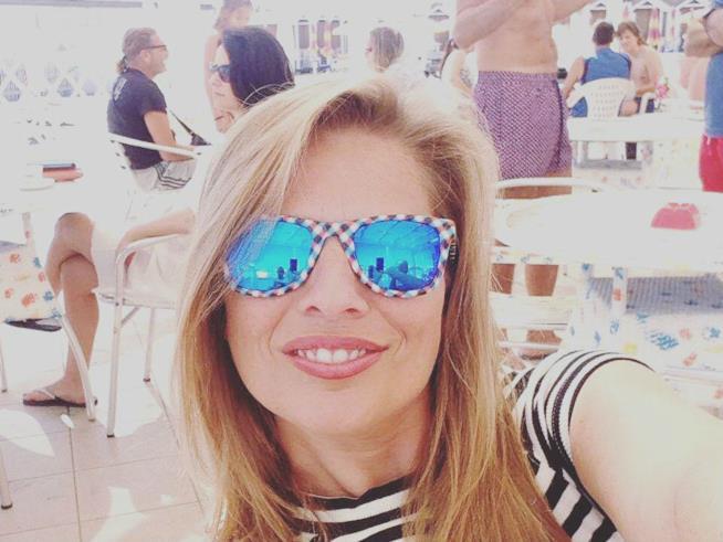 Laura Freddi su Instagram