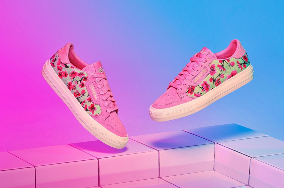 Adidas Continental Vulc Arizona Iced Tea