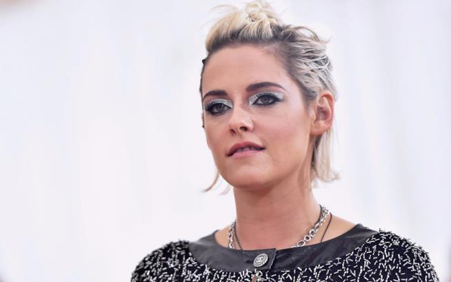 Kristen Stewart in primo piano