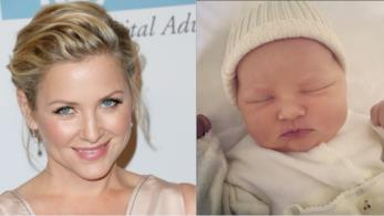 Jessica Capshaw di Grey's Anatomy presenta la sua quarta figlia