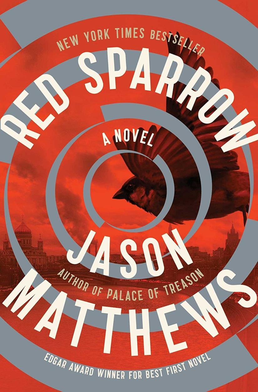 libro red sparrow