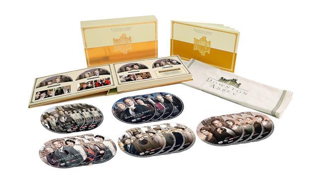 Downton Abbey Collezione Completa -