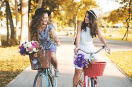 Fancy Women Bike Ride: donne in bici per rivendicare i loro diritti