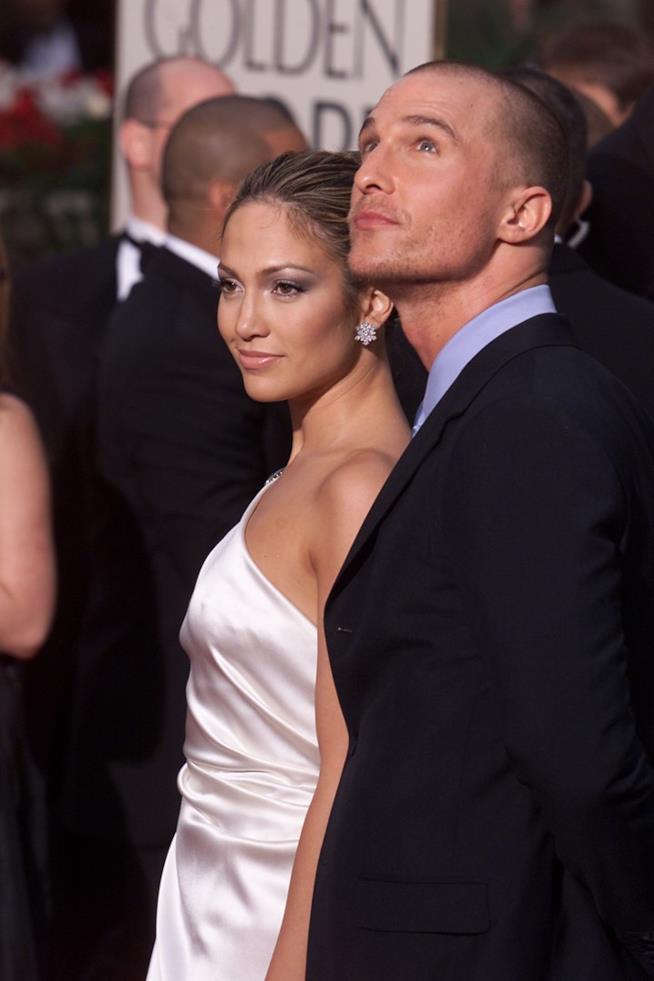 Jennifer Lopez e Matthew McCounaghey