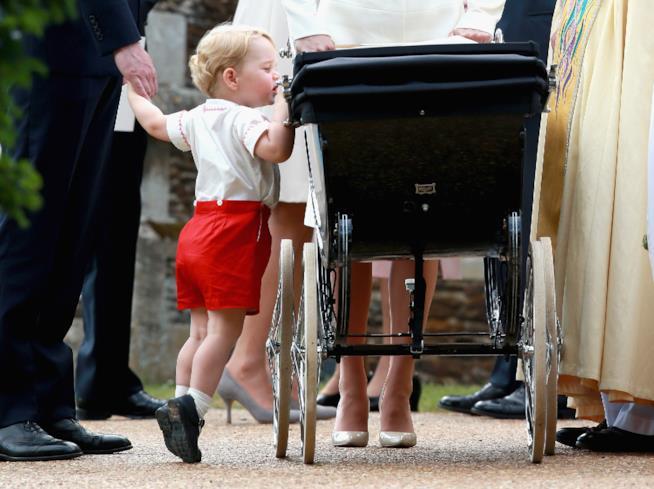 Il Principe George
