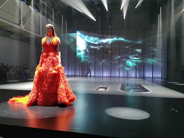 Collezione Annakiki x Huawei, il progetto Fashion Flair