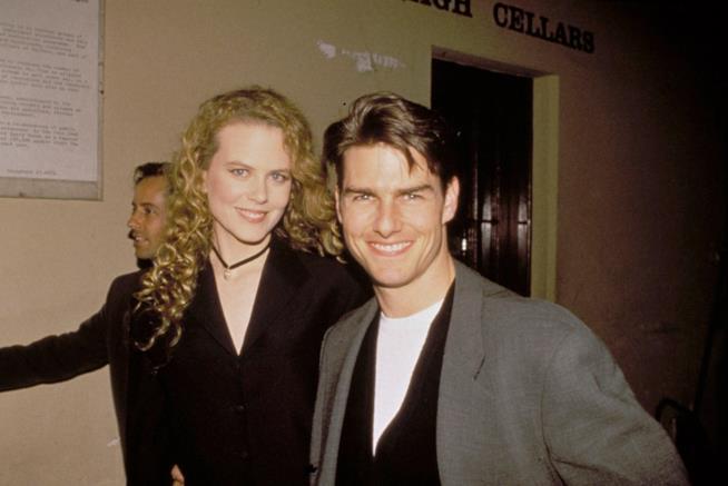 Tom Cruise non vuole Nicole Kidman al matrimonio del figlio