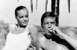 Romy Schneider e Alain Delon