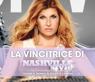 La regina di Nashville è Rayna