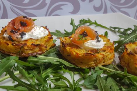 Sformatini salati
