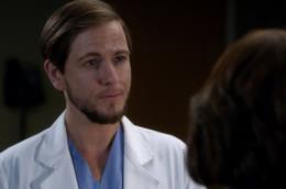 Alex Blue Davis è il primo dottore transgender di Grey's Anatomy