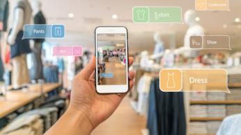Shopping da smartphone