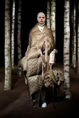 Sfilata MONCLER Collezione Donna Autunno Inverno 19/20 Milano - 114