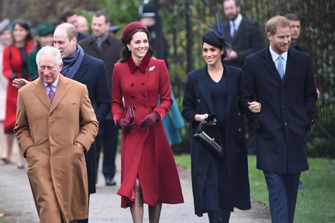 La Royal Family