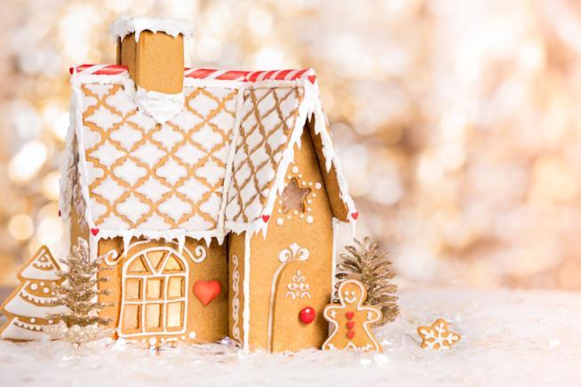Casetta Di Natale Da Colorare : Idee per costruire una casetta in pan di zenzero a natale