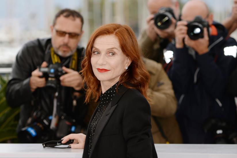 Isabelle Huppert - Cannes