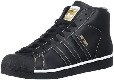 Pro Model, Sneaker uomo Nero Black/White/Tactile Gold