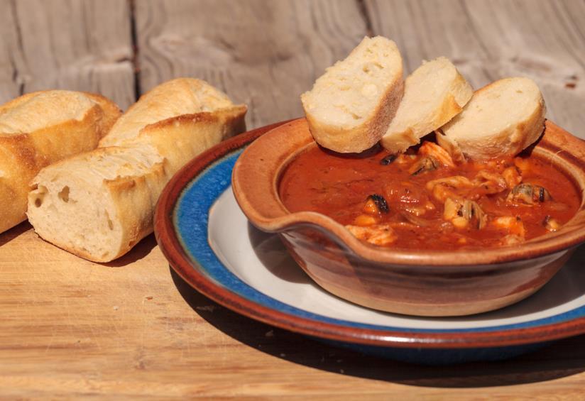 Come preparare la zuppa di pesce sarda