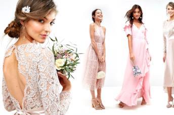 Migliori vestiti da cerimonia su Asos per la primavera
