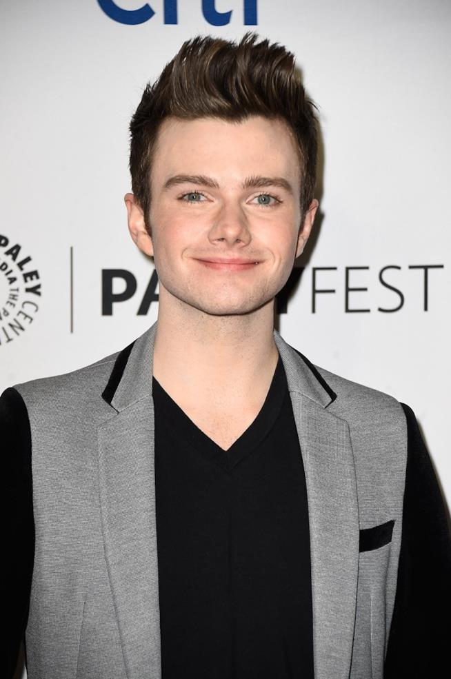 Attore protagonista di Glee