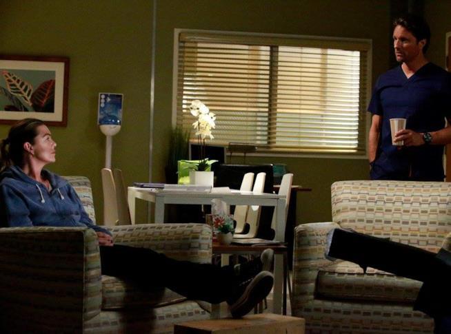 Indiscrezioni su Grey's Anatomy 13