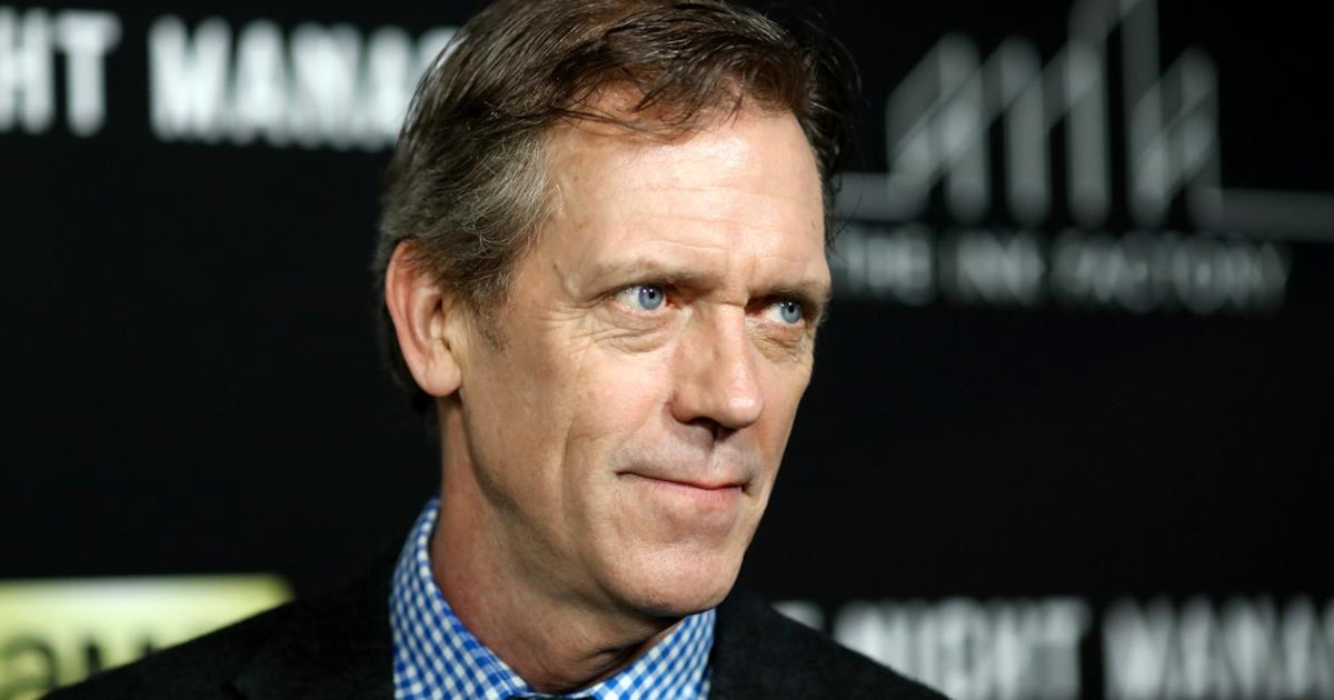 The Crown: Hugh Laurie...
