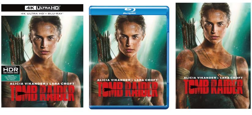 Gli Homevideo di Tomb Raider di Roar Uthaug