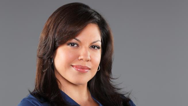 Sara Ramirez in un'immagine promozionale di Grey's Anatomy