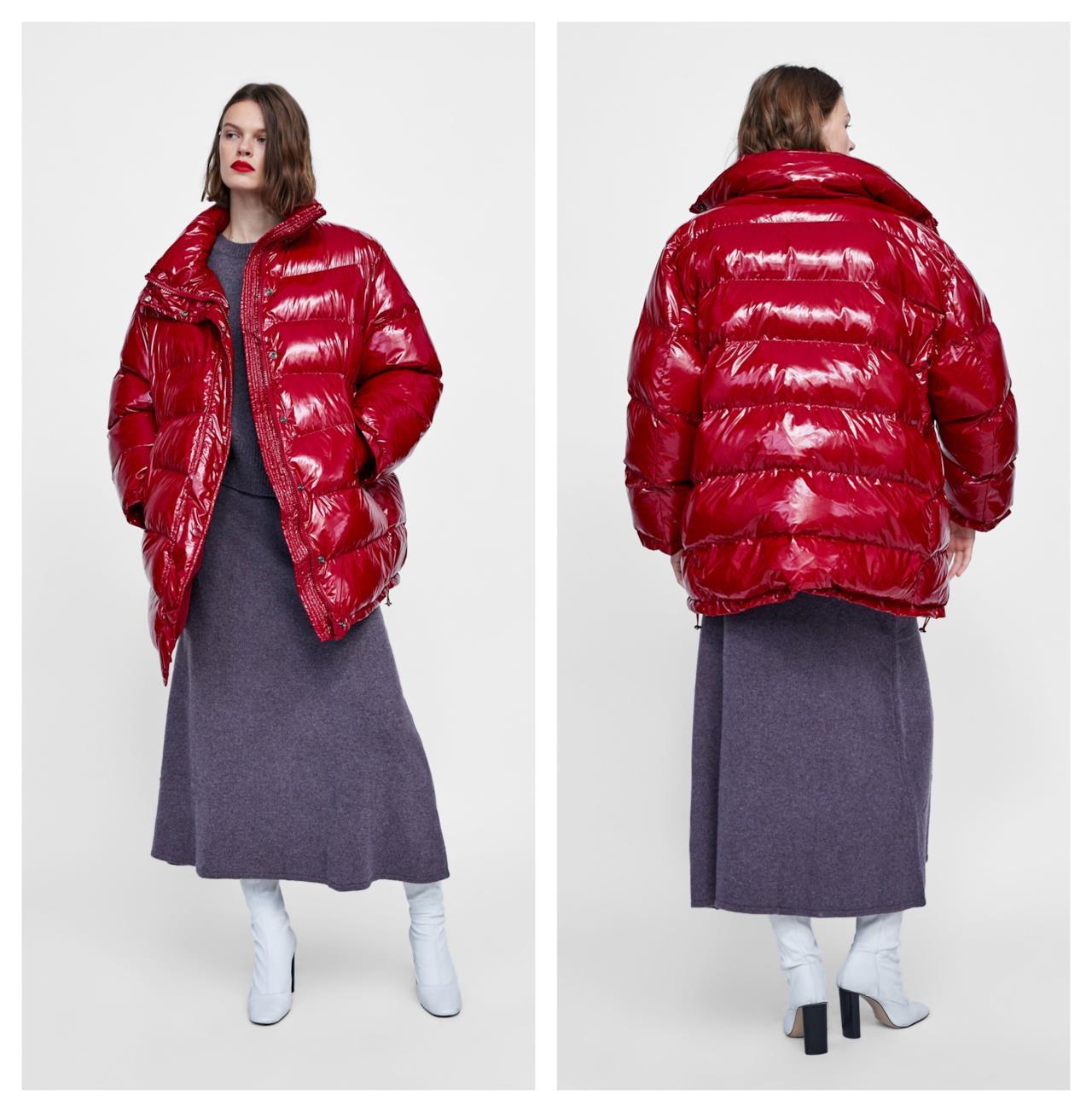 Collezione Outfit Della Zara Donna Block Gli Color Tutti HqOUxv