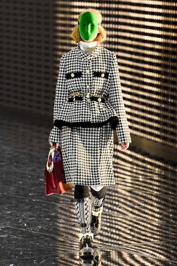 Gucci Milano Moda donna 2019 20