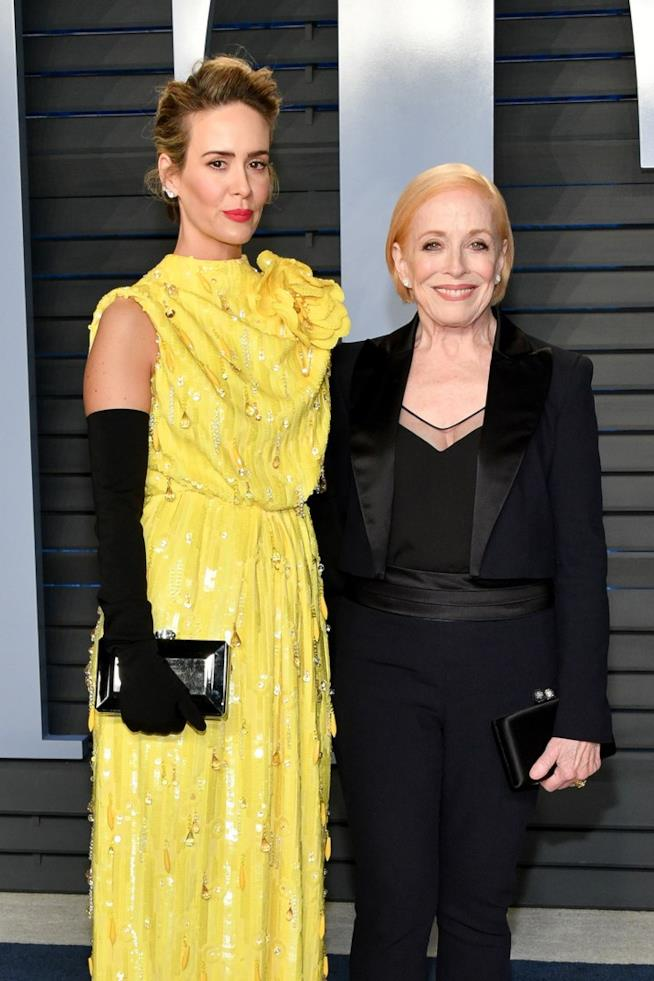 Sarah Paulson e Holland Taylor agli Oscar