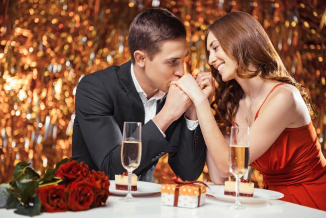 Menu di San Valentino gourmet