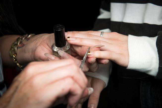 Nail art french manicure come realizzarla